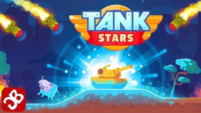 Скачать Tank Stars на ПК