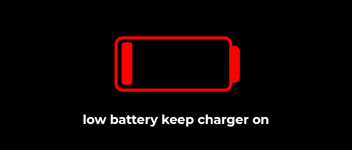 low battery keep charger on Meizu